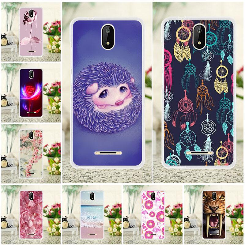 Phone case taoyunxi case for micromax q409 sparkly bolt supreme 6 case  silicone painting protector cover phone bag