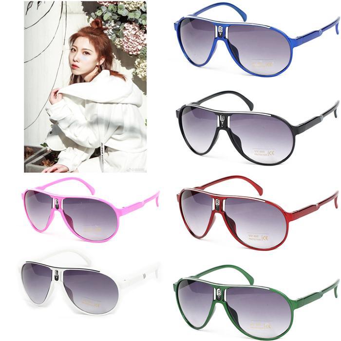 Мальчик и мода Девушки Солнцезащитные очки Спорт Открытый поляризованные очки УФ 400 Водитель Каррера очки фото
