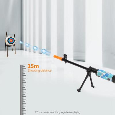 SVD Soft Water Balls Bullet Gun Toy Realistic Outdoor Plastic Pistol  Blaster Game