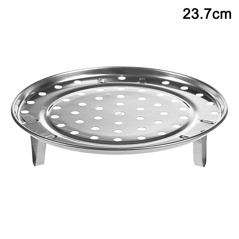 Stainless Steel Steamer Rack Insert Stock Pot Steaming Tray Stand Great gift