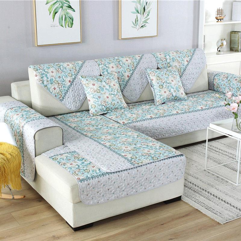 Fl Printing Cloth Sofa Cover, Slipcovers For Furniture