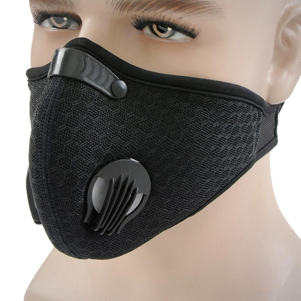RockBros Outdoor Cycling Anti-dust Half Face Mask Dust Mask with Filter Neoprene