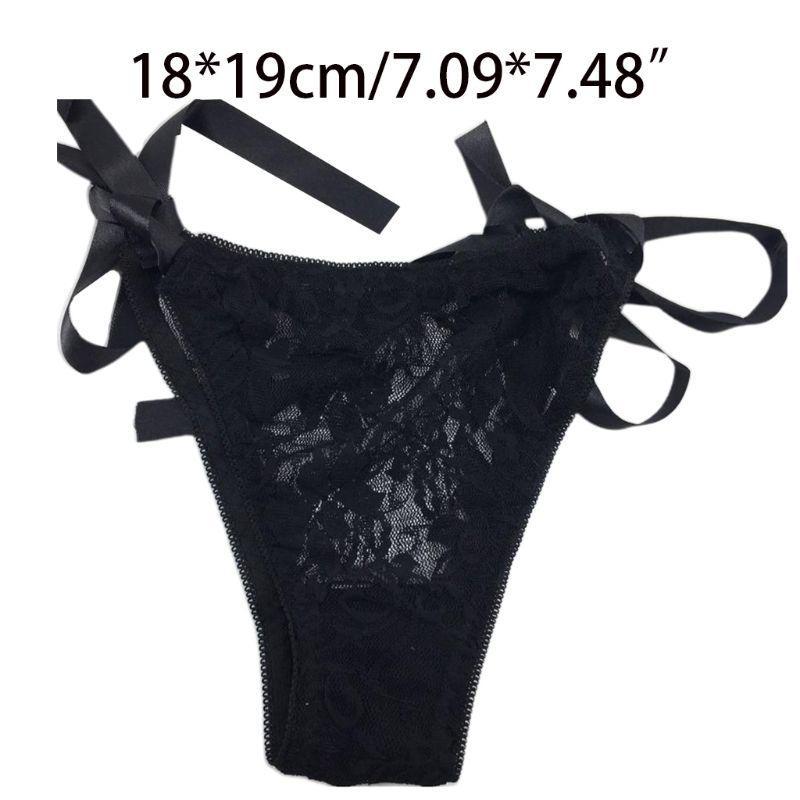 Panties With Vibrator Pocket Pic