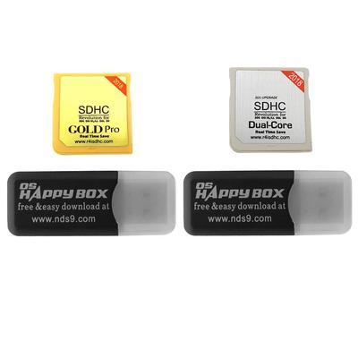 R4 for Micro SD Memory Adapter Card DS 3DS NDSI NDSL NDS RTS LITE Dual-Core