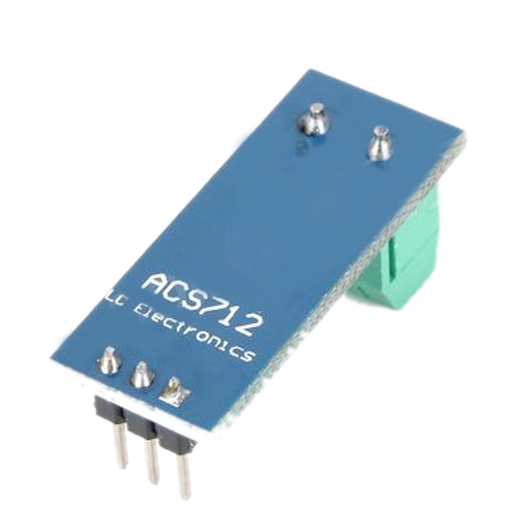 LC Technology ACS712 30A Current Sensor Module Ammeter