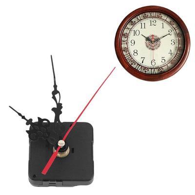 IROTOR Quartz Wall Clock Movement Mechanism DIY Repair Tool Parts Kit with Blue Hands YS