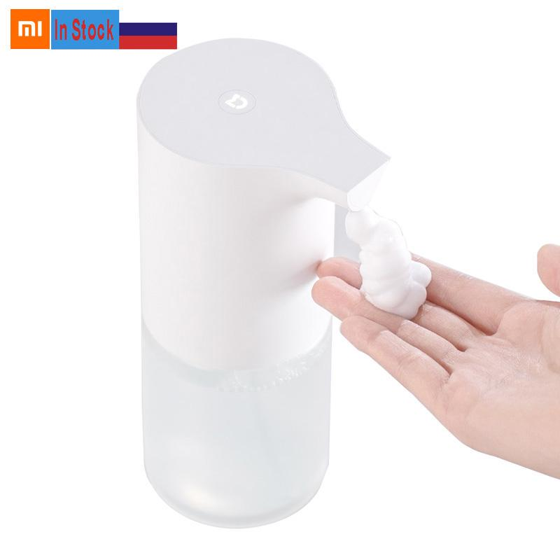 Автоматический дозатор для мыла Xiaomi Mijia – купить по низким ценам в интернет-магазине Joom