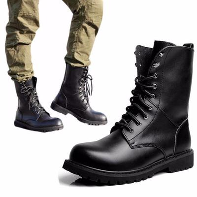 Men Ankle Boot Military Tactical Mens Boots Special Force Leather  Waterproof Comba Army Work Shoes-buy at a low prices on Joom e-commerce  platform