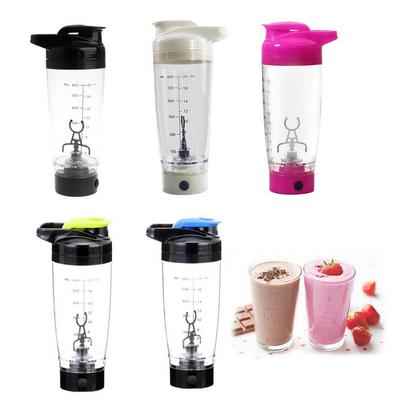 600ml Electric Automation Protein Shaker Juicer Water Bottle Automatic Movement Coffee Milk Smart Mixer Drinkware