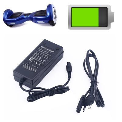 Self Balance Electric Unicycle Scooter Charger 42V 2A for 36V Li-ion Battery US