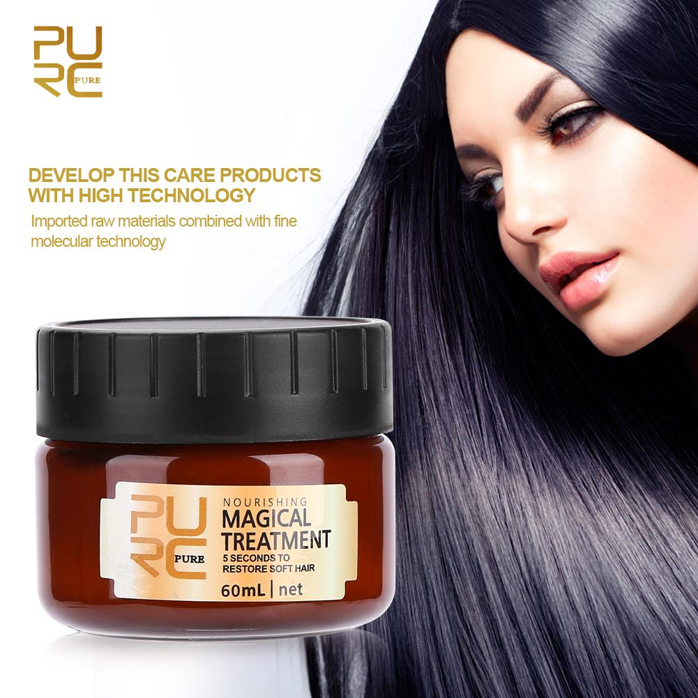 60ml Magical Hair Mask Nourishing Treatment Soft Smooth Repair Damage-buy  at a low prices on Joom e-commerce platform
