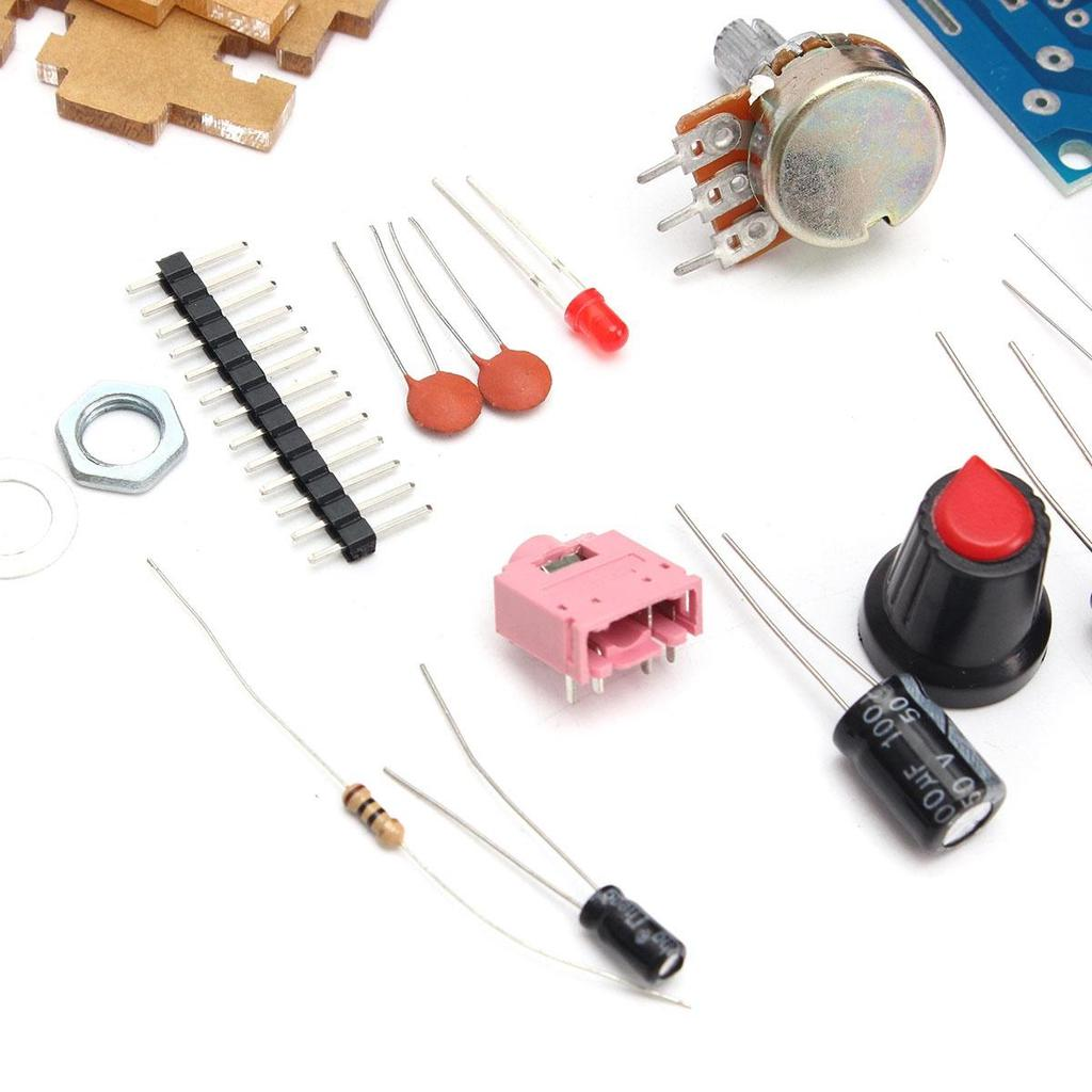 Diy Laptop Pc Speaker Clear Transparent Box Lm386 Amplifier Details About Ka2284 Integrated Circuit 1 Of 9