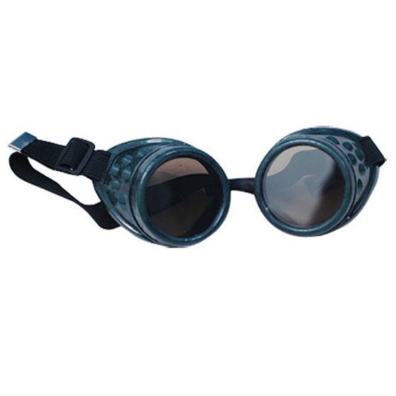 Девушка в кибер очках картинка #1