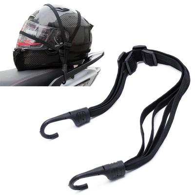 Pair of Bike It Motorcycle Motorbike Strong Luggage Hooks for Straps//Cargo Nets