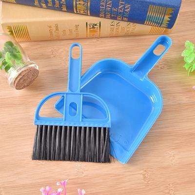 Clean Soft Broom Long Handled Dustpan and Brush Set wisp Broom Household Sweeping HBKJ3 Broom and Dustpan Broom Set Stainless Steel Broom Set Color : Pink