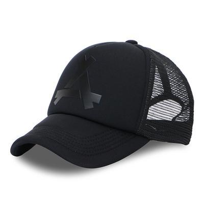 e551bfe049c4 Triángulo Diseño Hombres Mujeres Sombreros de Sol gorra de béisbol  respirable ajustable Polo sombreros Trucker gorra
