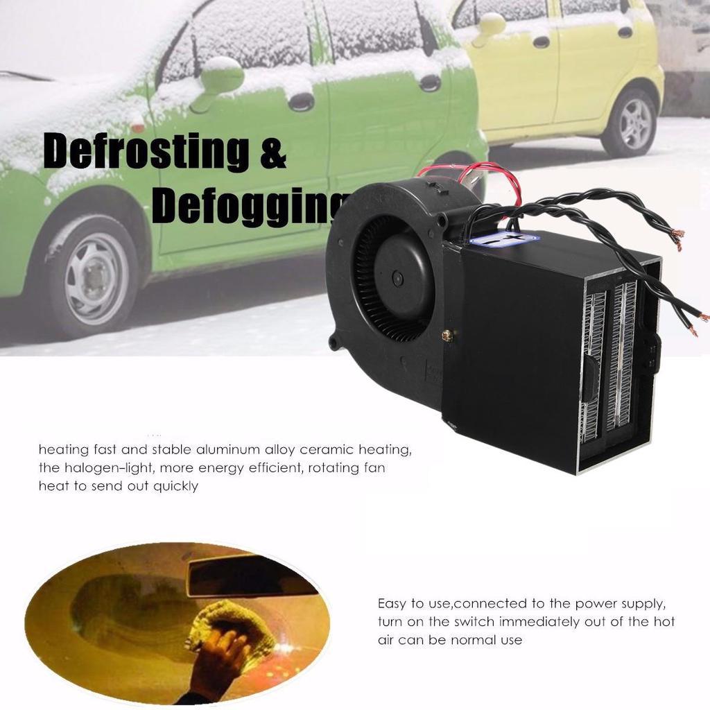 d/égivreur de d/égivreur de Voiture de Pare-Brise Portable Hete-supply 12V 500W Chauffage de Ventilateur de Camion de Voiture