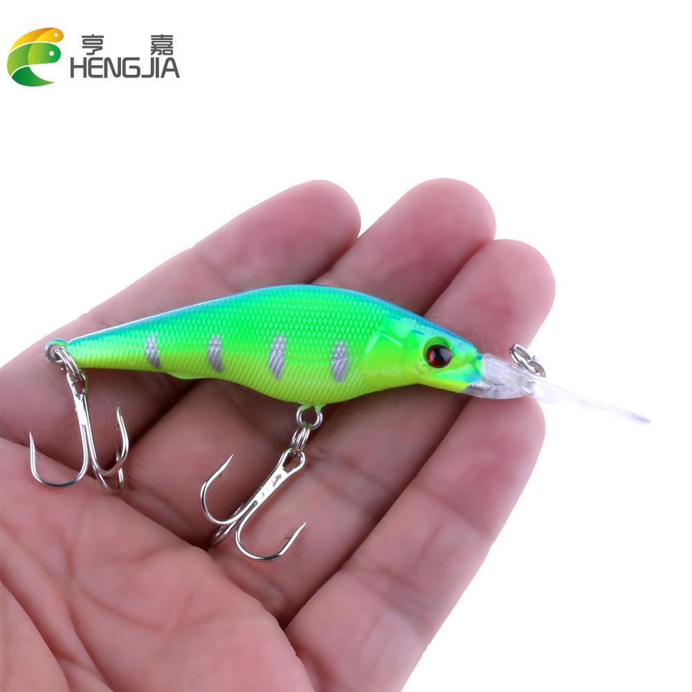 Рыбалка искусственные приманки 1шт 9 см/6,6 g 3D рыбий глаз Swimbait Minnow пластиковые жесткий приманки ложных фото