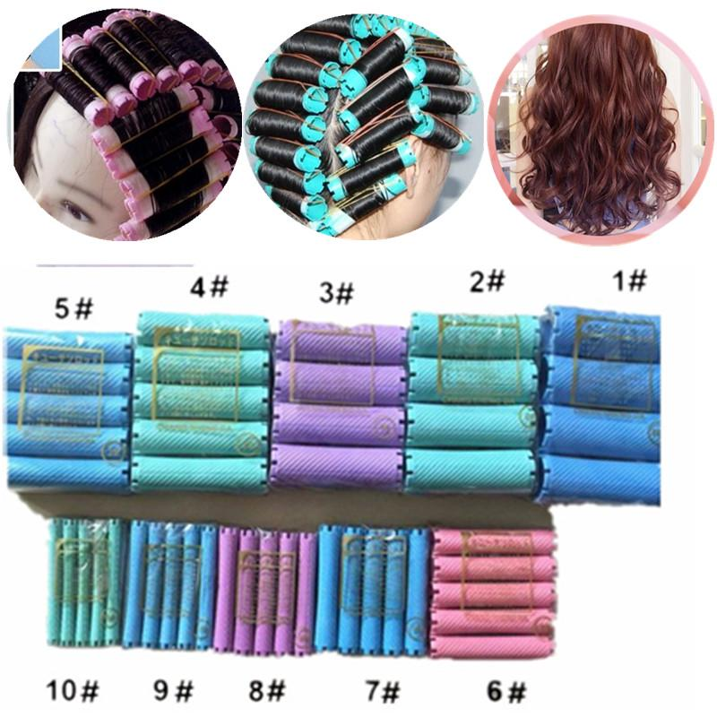 Rollers Core Flexi Rod Hair Curlers
