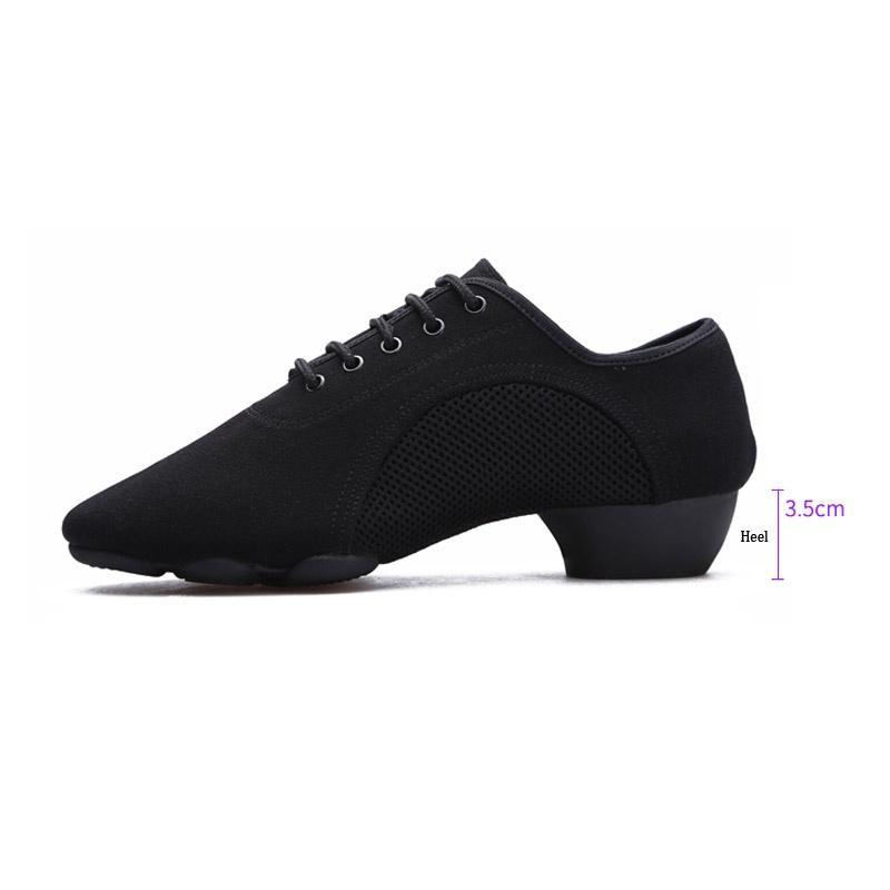 Lady Modern Latin Dance Ballroom Shoes New Womens Tango Dancing Teacher Pumps SZ
