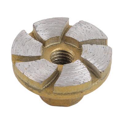 Diamond Segment Grinding Wheel Cup Disc Grinder Concrete Stone Cut Tool 35mm