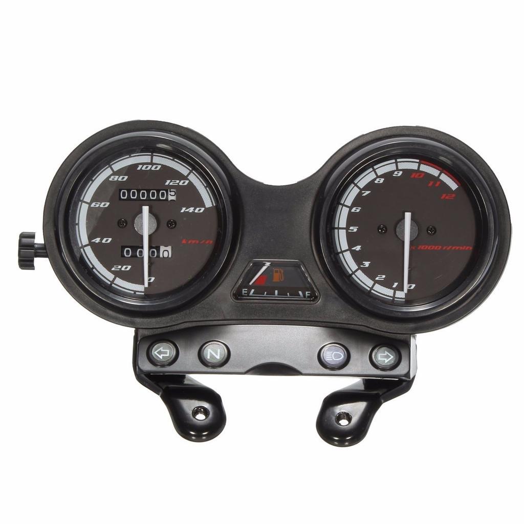 Speedometer Gauge set clock For Yamaha YBR 125 Tachometer