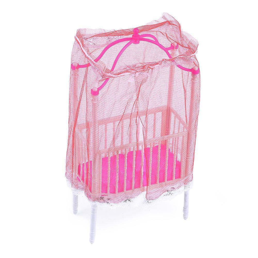 Juguete bebé muñeca cama muebles accesorios para Barbies - comprar a ...