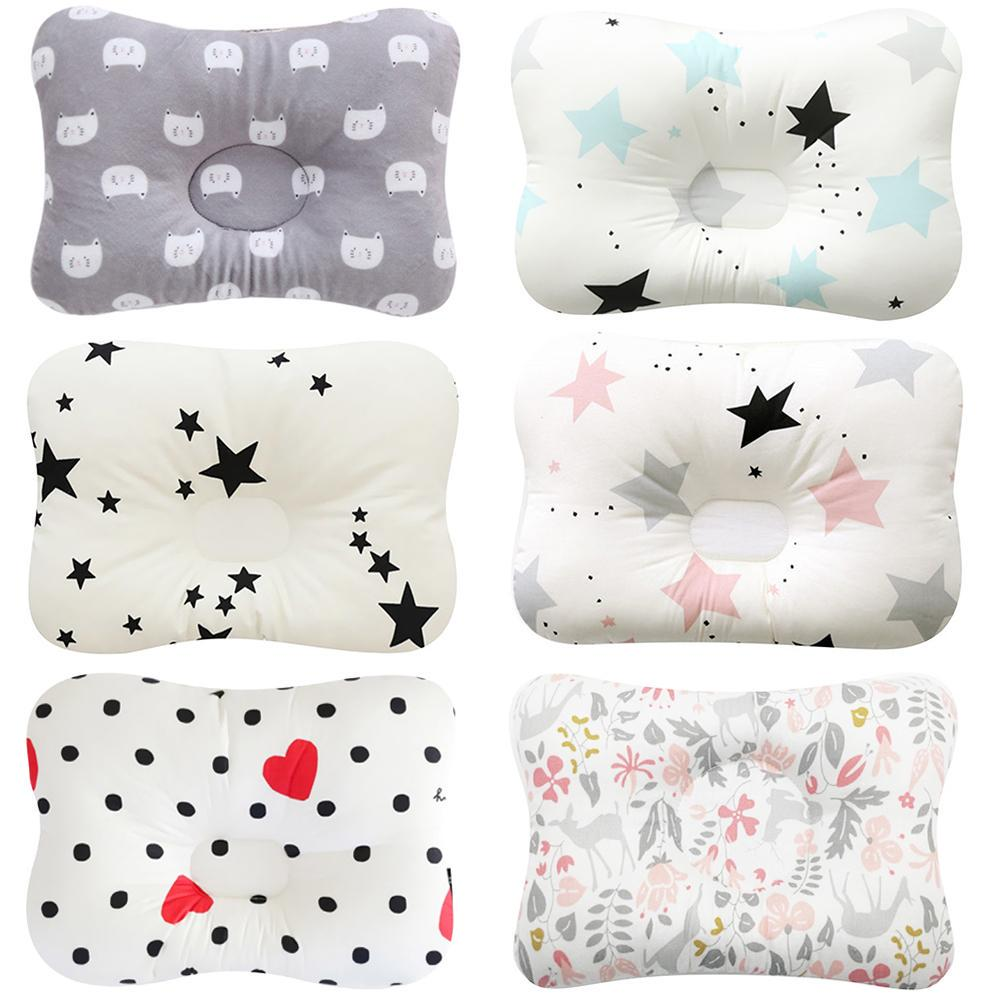 Baby Pillow Baby Side Sleeping Pillow Styling Pillow Anti-Head Washable Waist Baby Pillow Anti-Spitting Milk