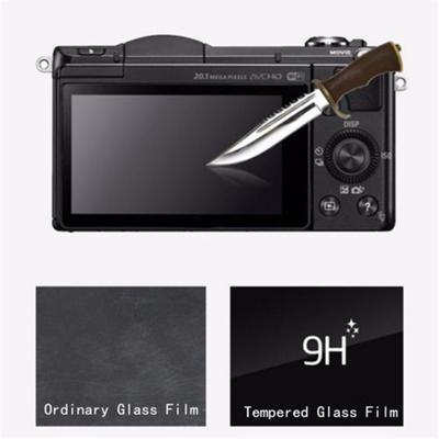 MagiDeal Protector de Pantalla LCD Pel/ícula de Cristal Templada Protector para Fujifilm Fuji X-e3 Xe3