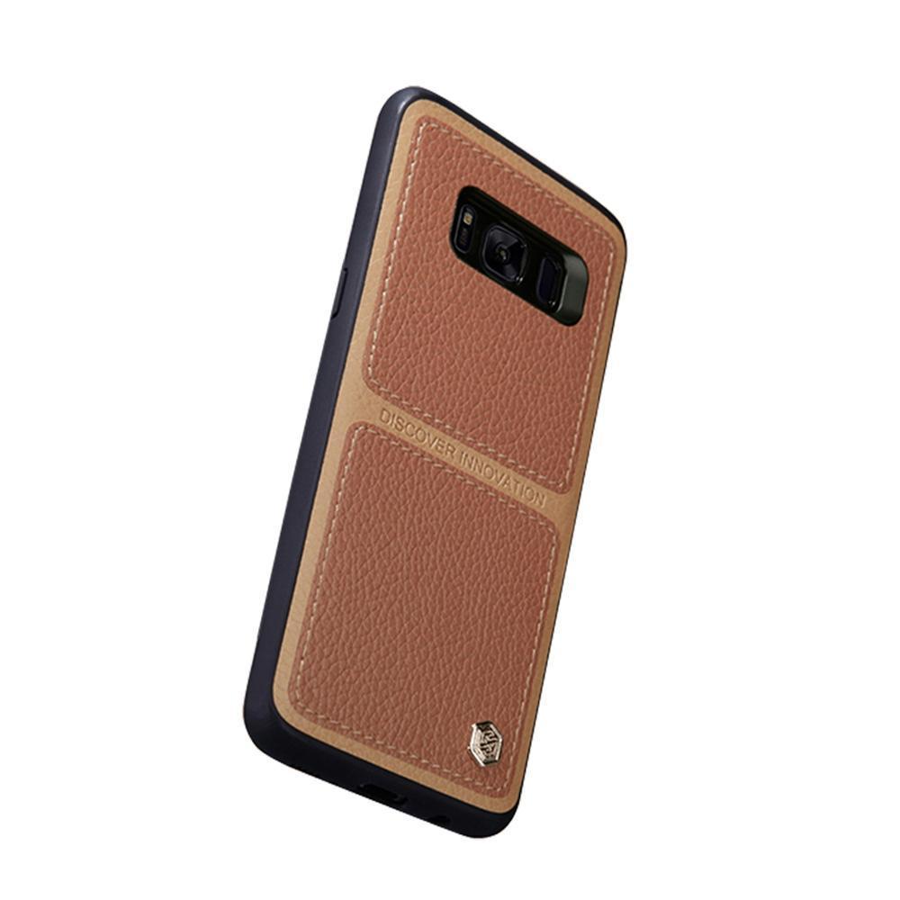 NIllkin Samsung Galaxy S8 Plus Burt Business Style Back Protective Case - Black. Source ·