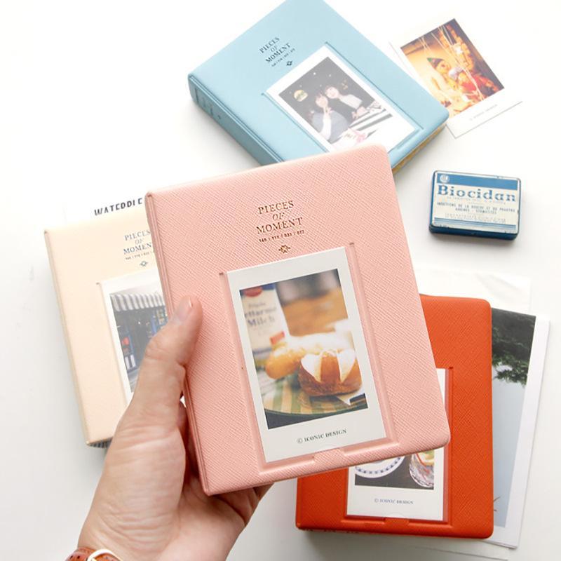 64 кармана 3 дюйма свадебный фотоальбом фото чехол мини мгновенная камера фотоальбом – купить по низким ценам в интернет-магазине Joom