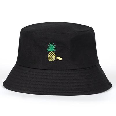 c105623d632 Bucket cap Man Women Unisex cotton Banana Hat Caps Hip Hop sports Summer  ladies Beach Sun