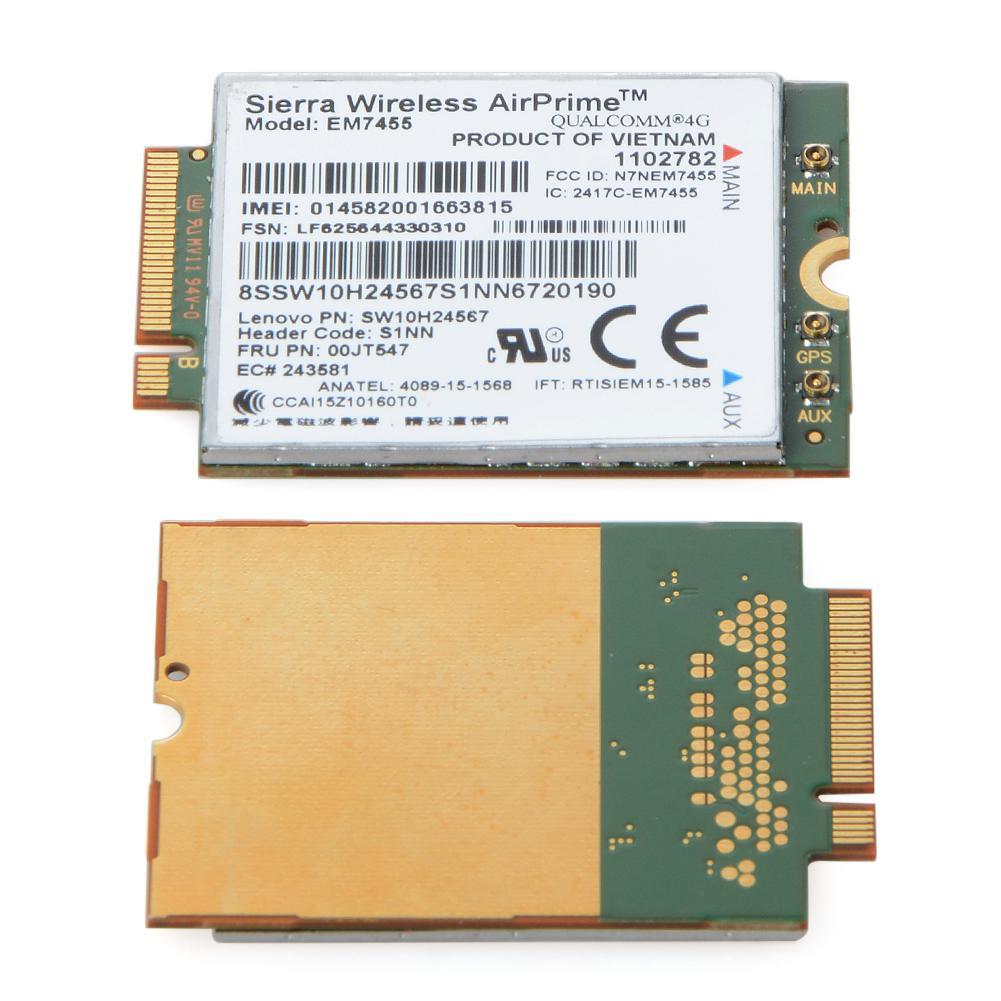 Electronic module for lenovo thinkpad x260 t460 p70 sierra wireless  airprime 4G LTE wwan module