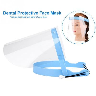 Safety Full Face Cover Clear Protector Shield Guard Cooking Dental Anti-Splash
