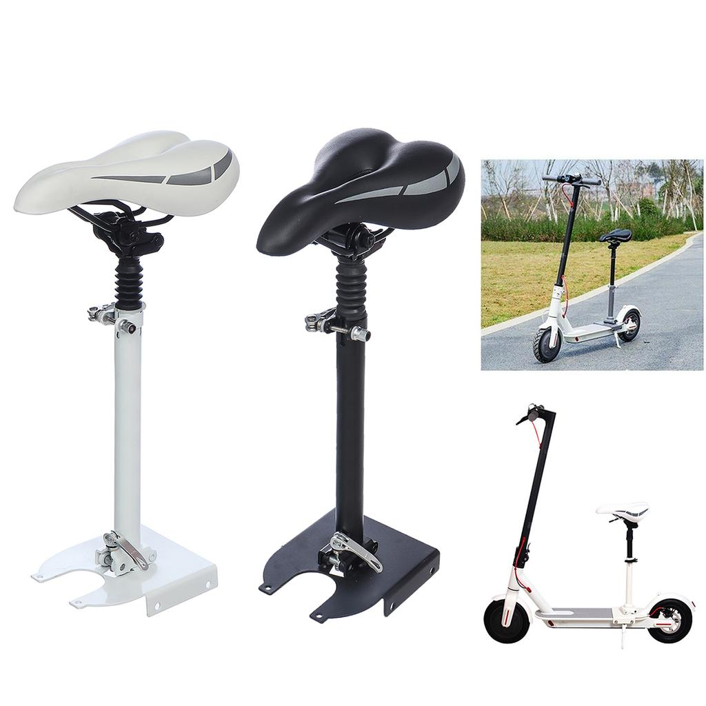 Height Adjustable Saddle Fold Scooter For Xiaomi M365 Retractable Bumper Seat