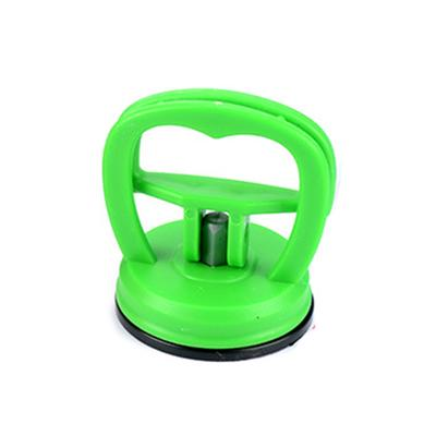 Double Suction Cup Plastic Double‑Head Glass Puller Tile Floor Extractor 11.5cm