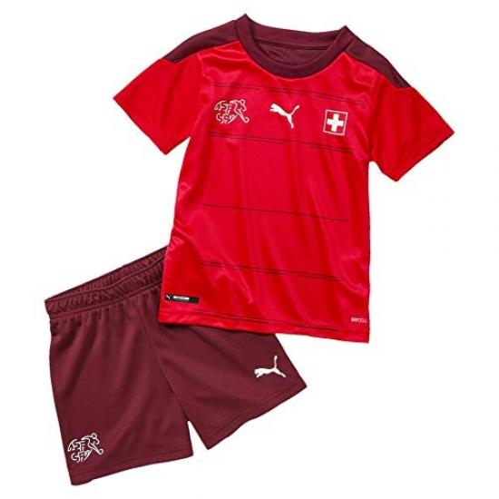 Buy Puma sfv home minikit w / hanger boy's jersey, red-pomegranate ...