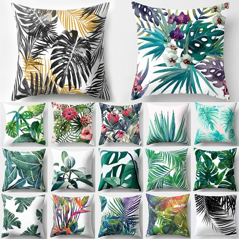 """Stripe Pillowcase Decoration Polyester Cushion Cover Gift 18/"""" Cushion Case Home"""
