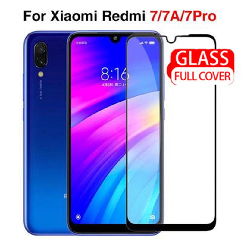 Xiaomi Redmi 7 Протектор экрана закаленное стекло для Xiaomi Redmi 7 Стеклянный телефон фильм Xiomi Redmi7 Pro