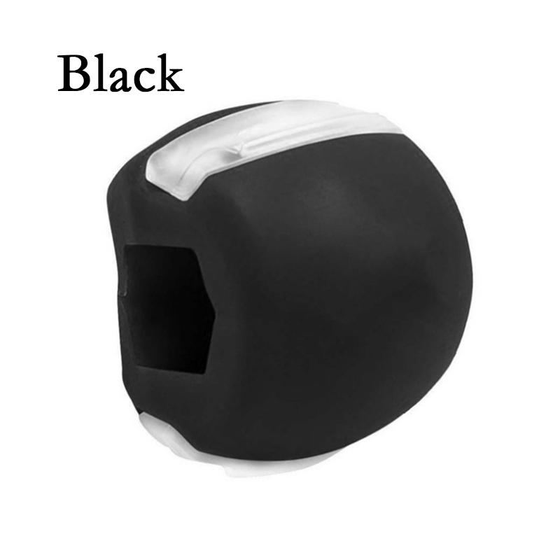 Facial Muscle Trainer Toner Fitness Ball Neck Face Toning Lifting Jaw Exerciser