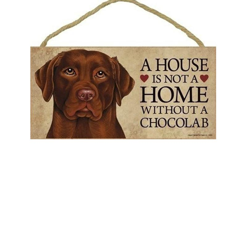 It/'s Not A Home Without A BEAGLEDogs Wood Sign Decorations Gifts