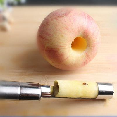 Stainless Steel Portable Fruits Core Seed Remover Convenient Remove Core Supplies Kitchen Accessory