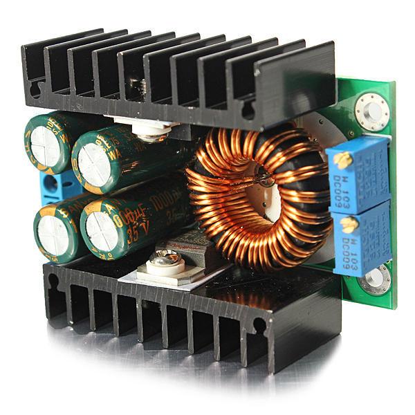 Courant Direct CC CV Buck Convertisseur Step-down Module D/'alimentation 6-40 V à 1.2-36V 300 W