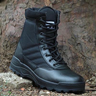 Non-slip Shock Absorber Boots Men's