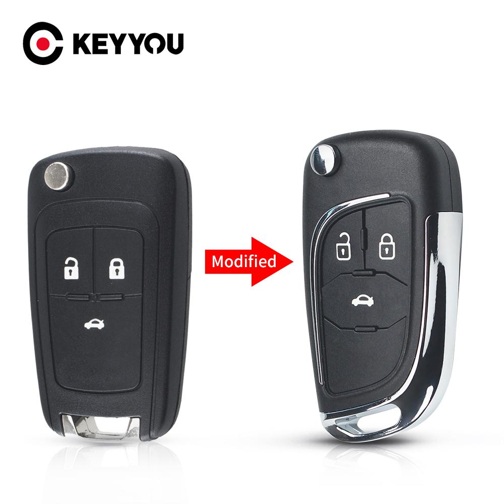 For Chevrolet Cruze Epica Lova Camaro Modified Folding Remote Car Key Shell Buy From 6 On Joom E Commerce Platform