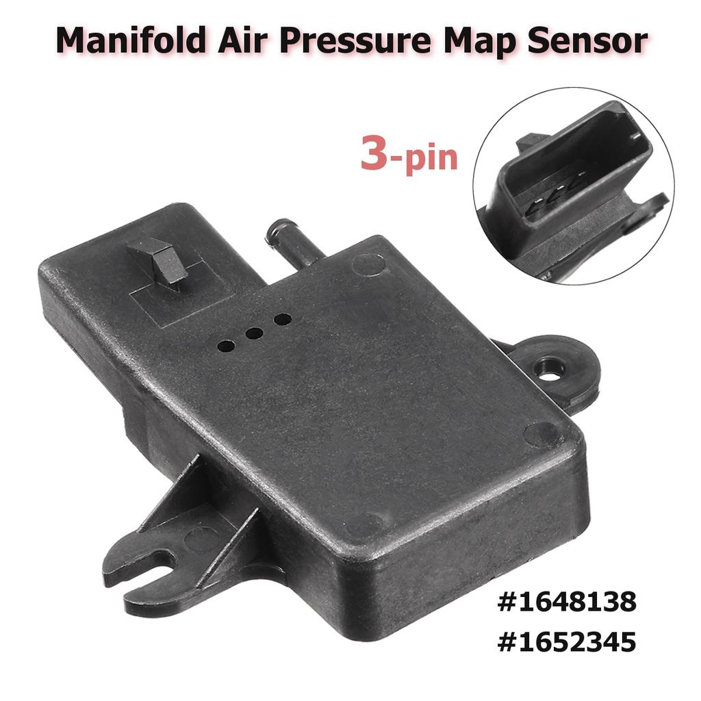 For Ford F-150 F-250 F-350 F600 Manifold Air Pressure Map Sensor MAP