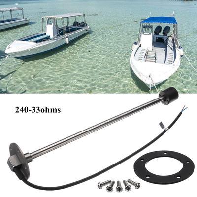400mm Kraftstoff /& Wasser Füllstandssensor für Marine Boot Yacht RV Teile