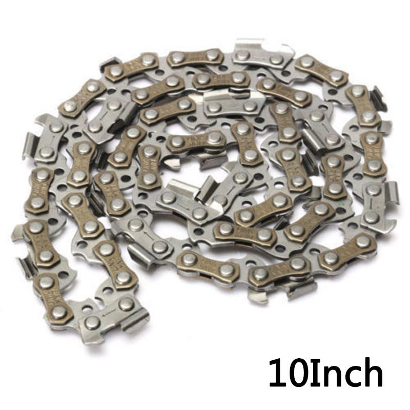 10/'/' 3//8/'/' 40DL Chainsaw Mill Saw Chain Blade Gauge Drive Links Replacement Part