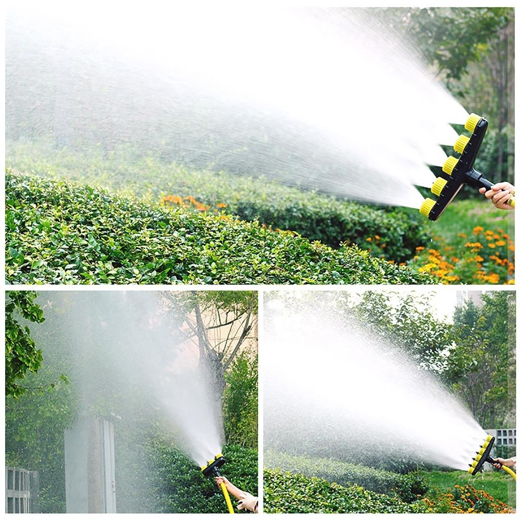 5//10//25M Bewässerung Düsen Outdoor Terrasse Kühlung Wasser Spray Mister Mikro