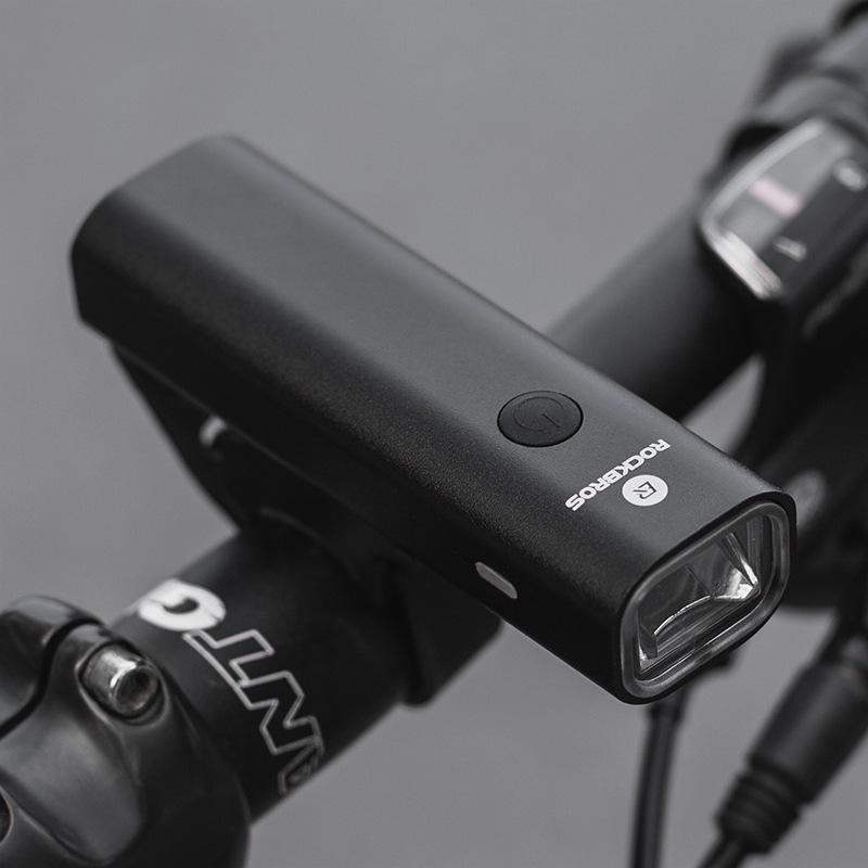 RockBros Bike Bicycle Light 200Lumens Head Front Light USB Rechargeable LED